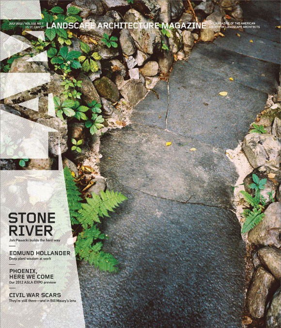 bay remediation site 1 published in landscape architecture magazine