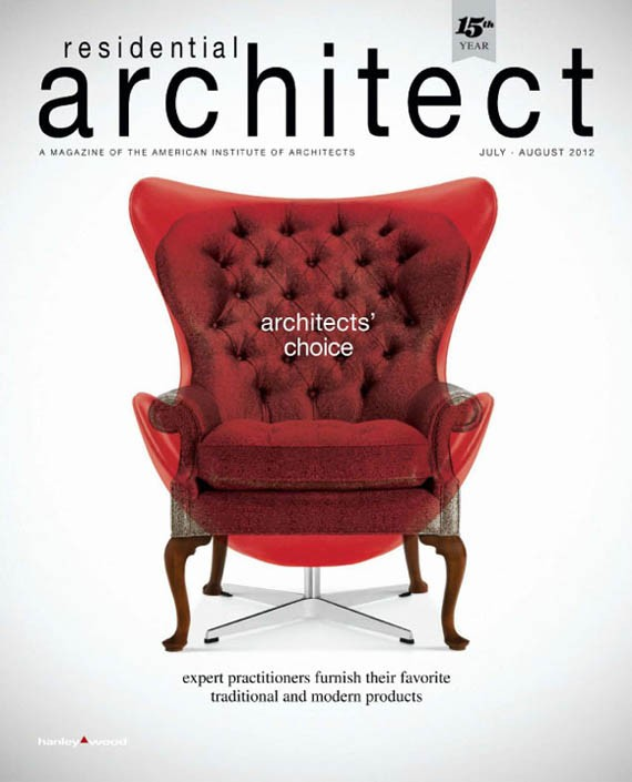 IA Workspace Featured In Residential Architect Magazine