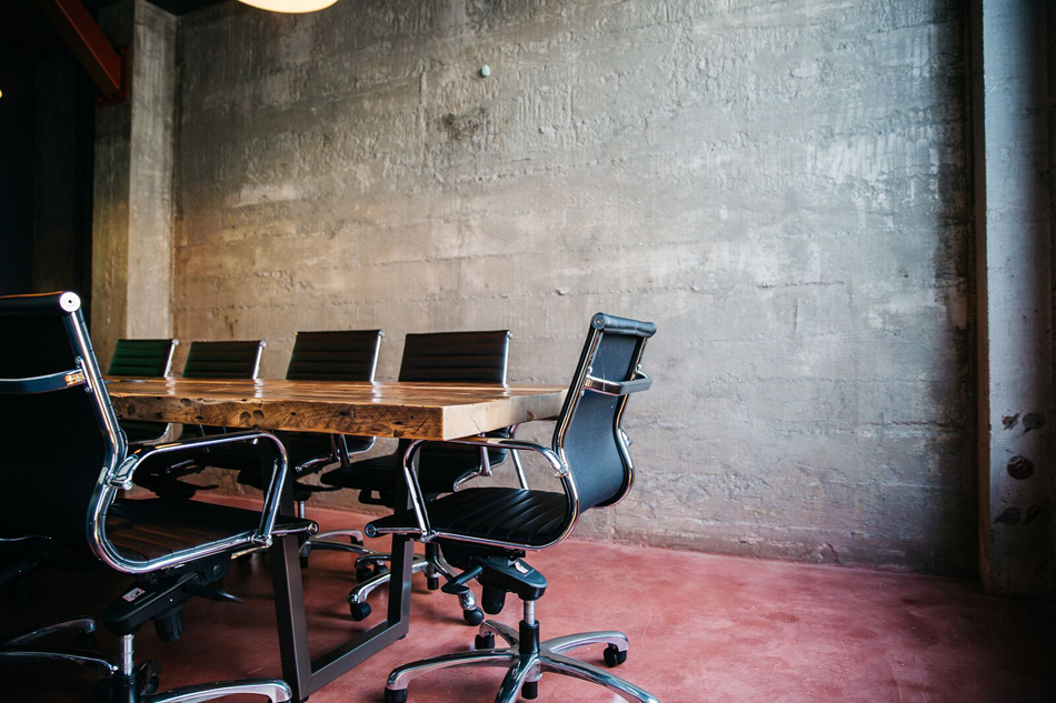 INTERSTICE Architects SOMA Office Interior