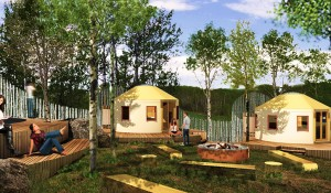 YURT:retreat