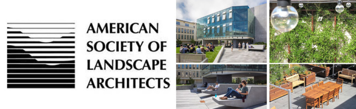 IA Receives Two ASLA NCC Awards