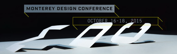 INTERSTICE Principals speak at 2015 Monterey Design Conference