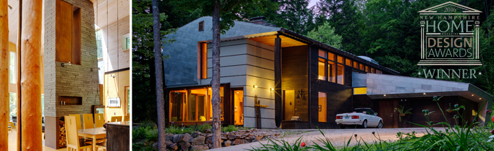 MOUNTAIN:house Wins two 2016 New Hampshire Design Awards
