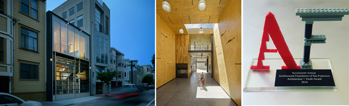 Minna Street DREAM:shop honored with Kirby Ward Fitzpatrick Award from the Architectural Foundation of San Francisco