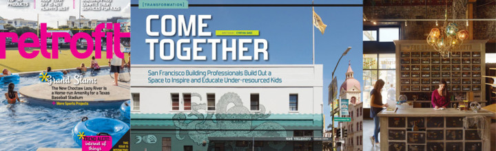 826 Valencia Tenderloin Center in RETROFIT Magazine.